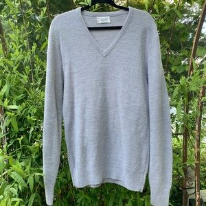 Vtg Christian Dior cashmere wool pullover sweater